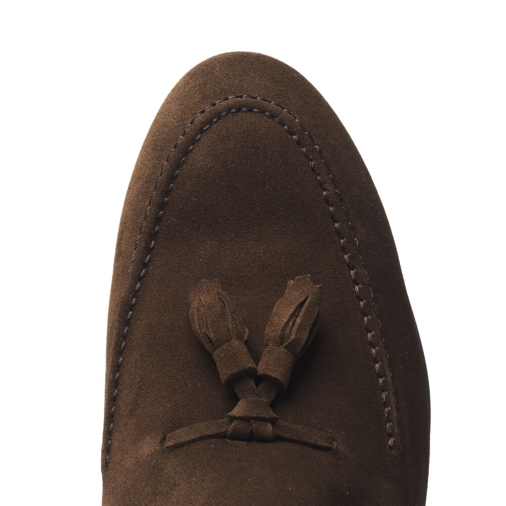 Fairfax & Favor Bedingfeld Loafer - Chocolate Chocolate