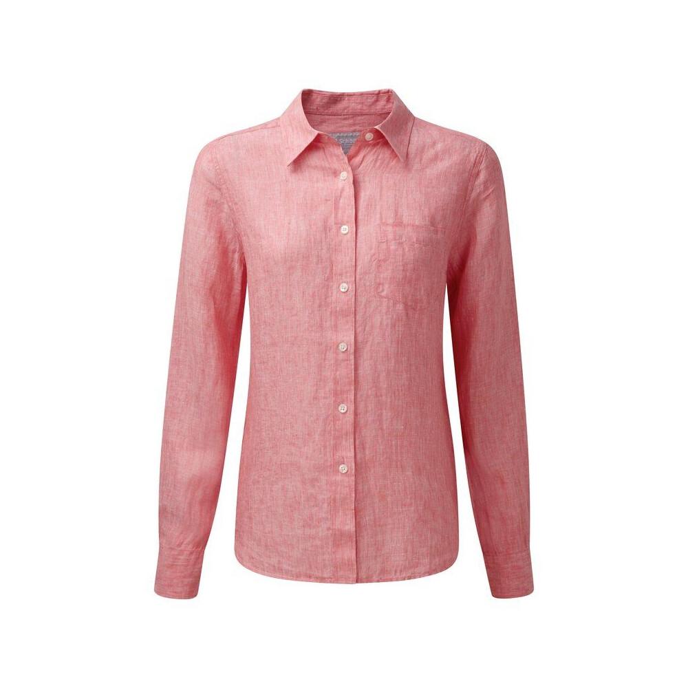 Schoffel Schoffel Saunton Linen Shirt
