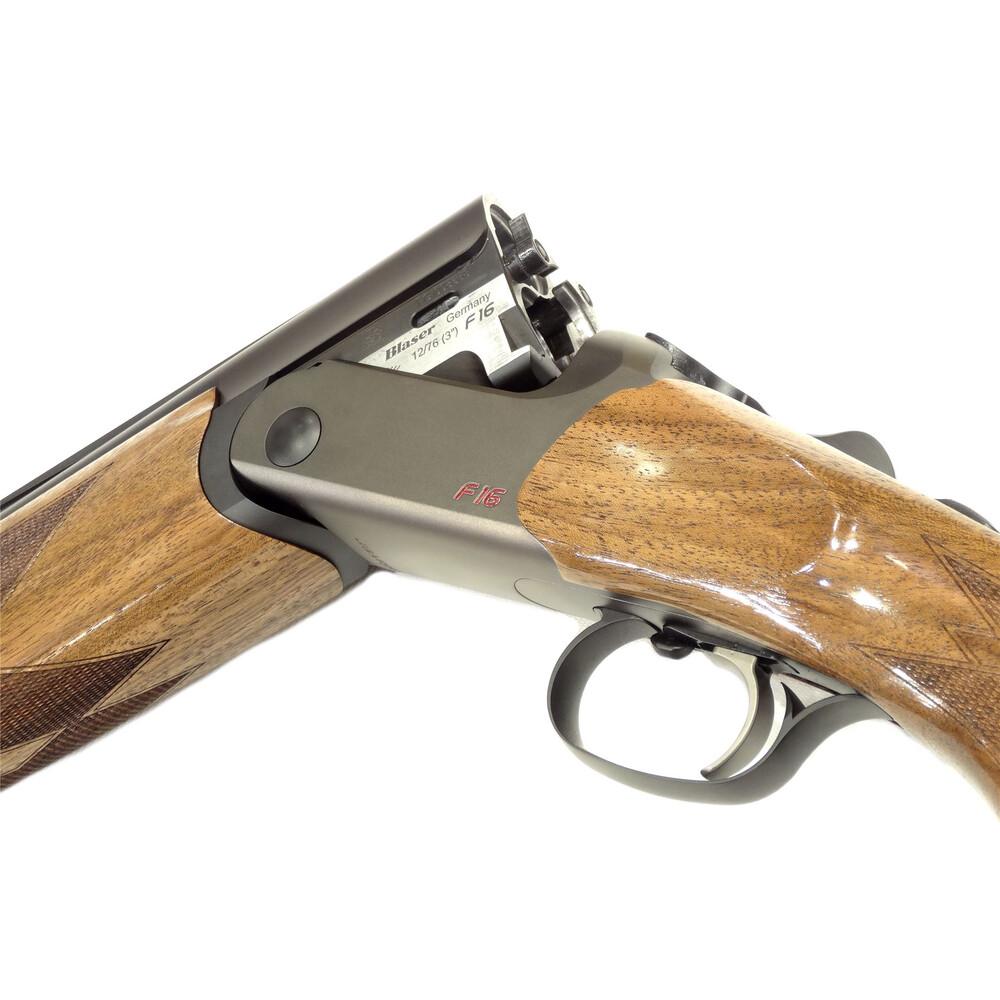 Blaser F16 Sporting (Grade 4 Wood) Shotgun - 30