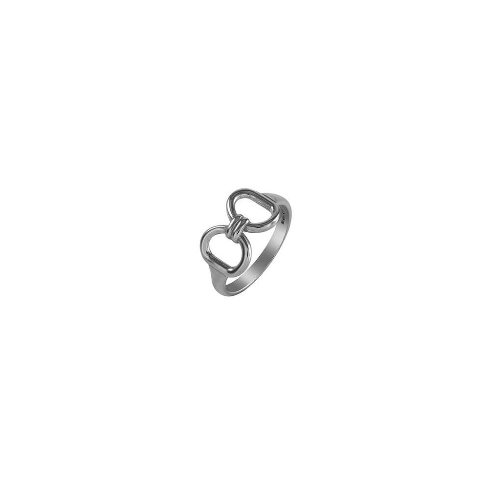 Country Equestrian Jewellers County Equestrian Small Snaffle Bit Ring