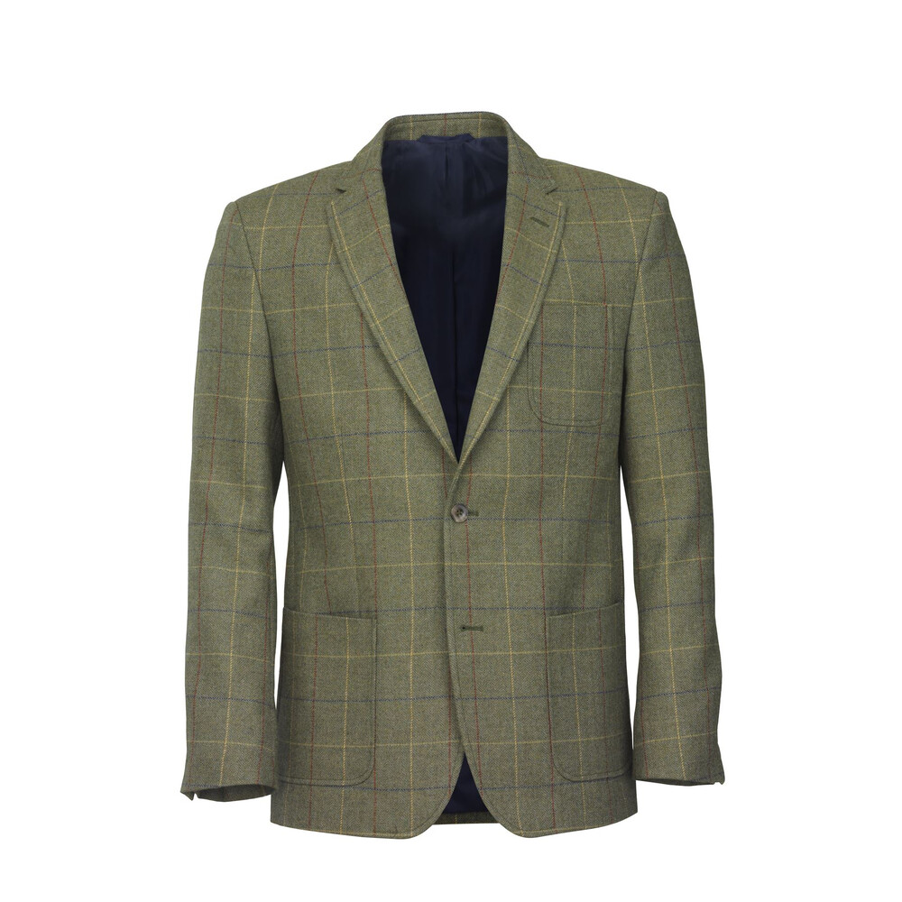 Laksen Woodhay Tweed Oxford Sports Jacket