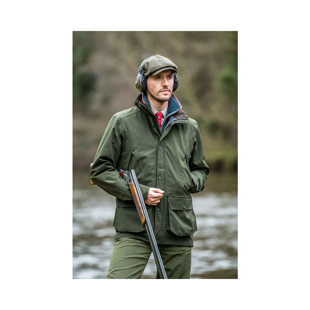 Schoffel Ptarmigan Pro Coat Forest