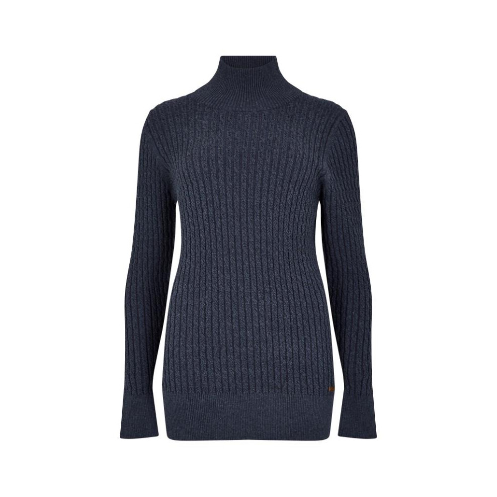 Dubarry Of Ireland Dubarry Ladies Cormack Sweater - French Navy