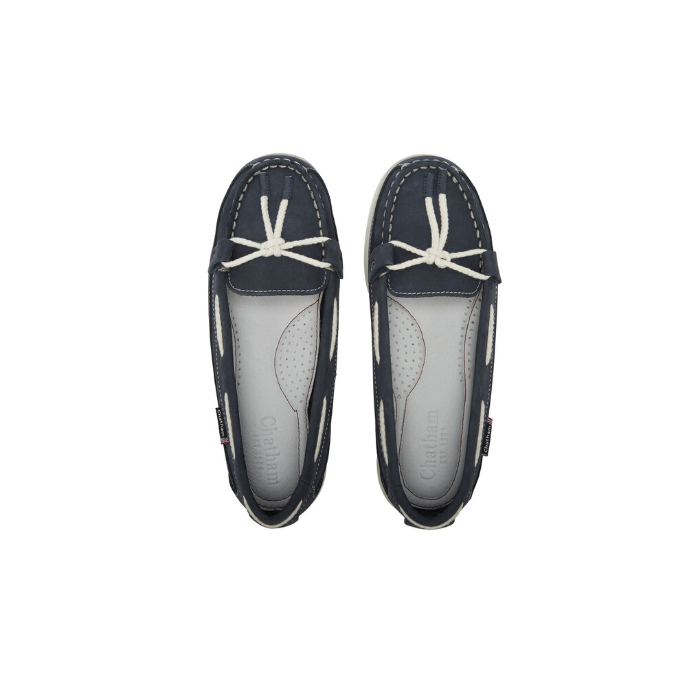 Chatham Alcyone II G2 Deck Shoe Navy