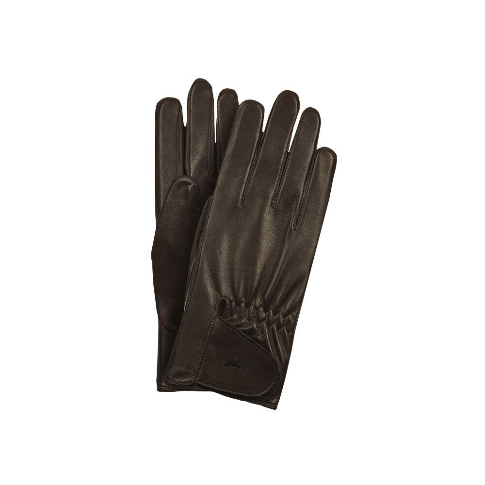 Laksen Paris Lady Gloves Brown