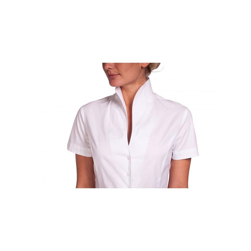 Dubarry Starflower Short Sleeve Shirt White