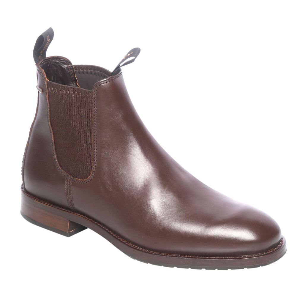 Dubarry Kerry Leather Ankle Boot - Mahogany