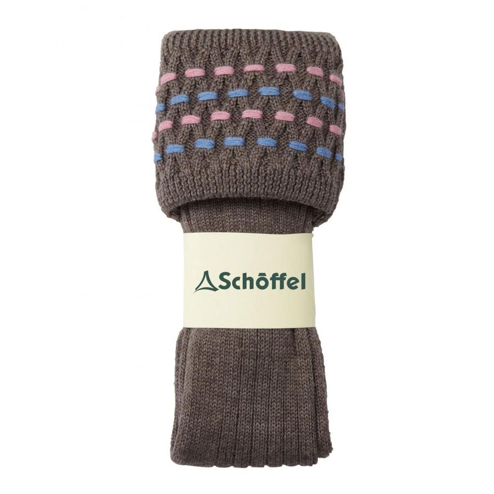 Schoffel Schoffel Stitch Sock - Mink
