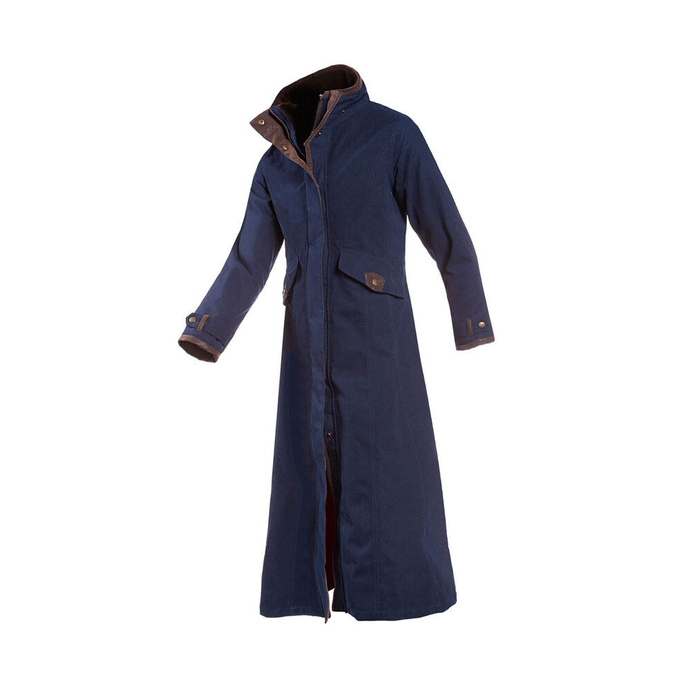 Baleno Kensington 3/4 Coat Navy
