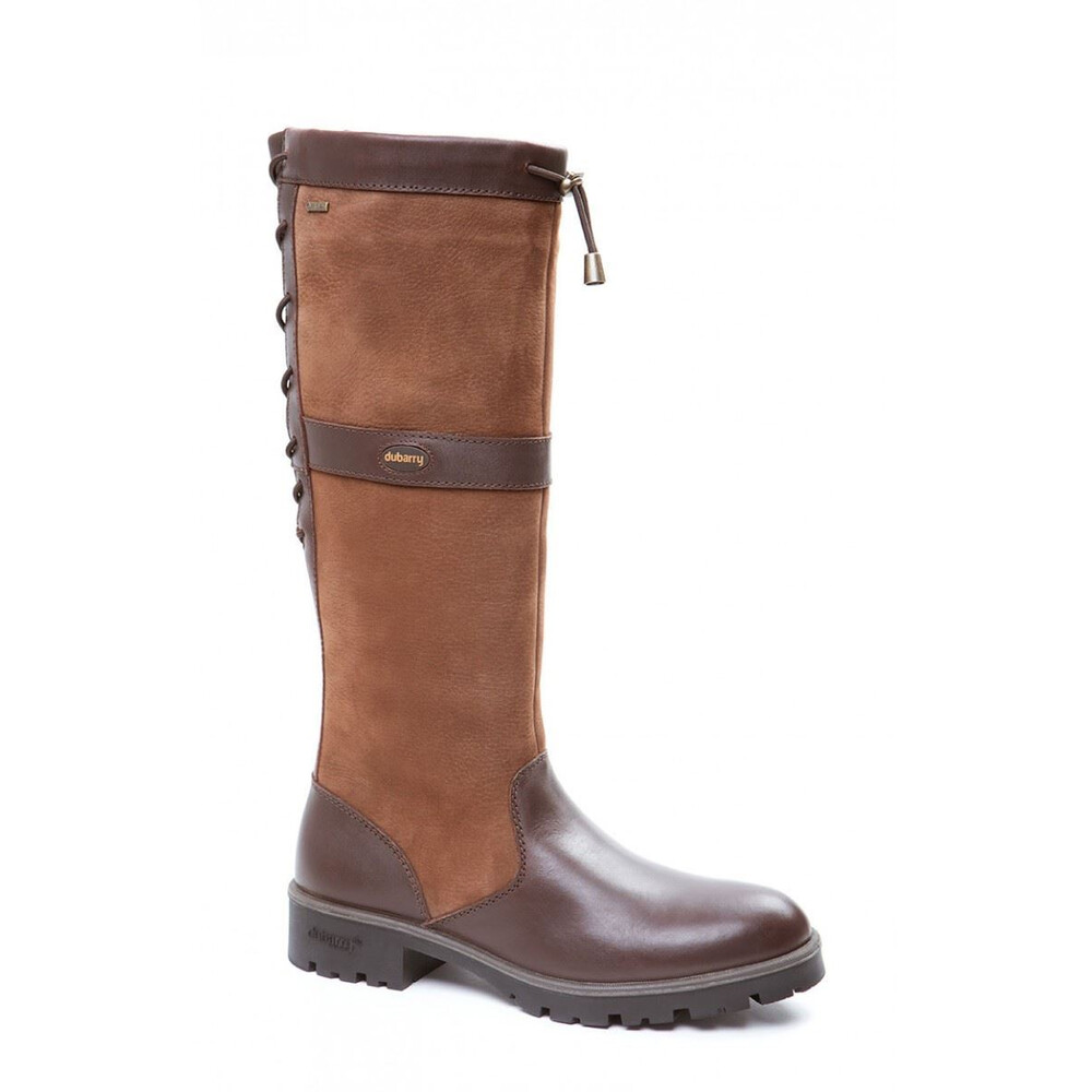 Dubarry Glanmire Country Boot - Walnut