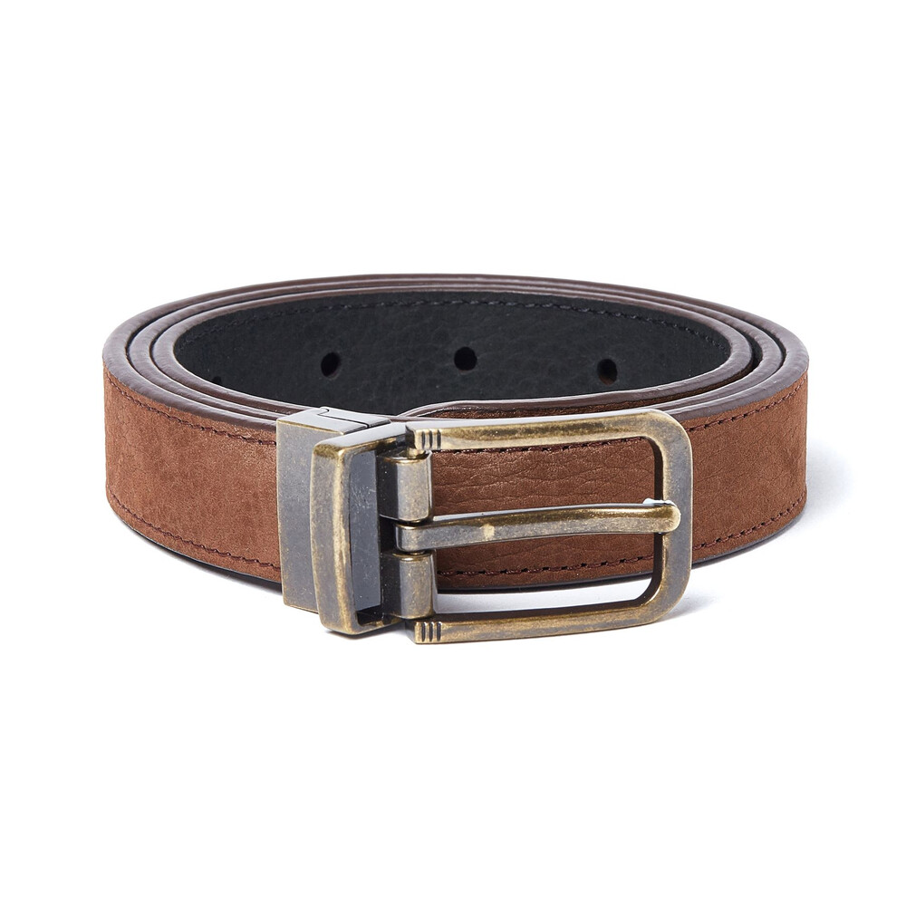 "Dubarry Dubarry Ladies Foynes Leather Belt - Walnut - Size 30""/32"""