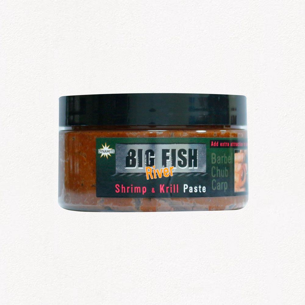 Dynamite Baits Big Fish River Paste - Shrimp & Krill