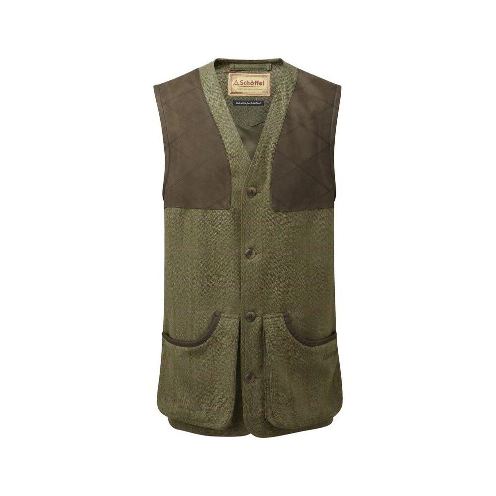 Schoffel Schoffel Ptarmigan Tweed Waistcoat II - Sandringham