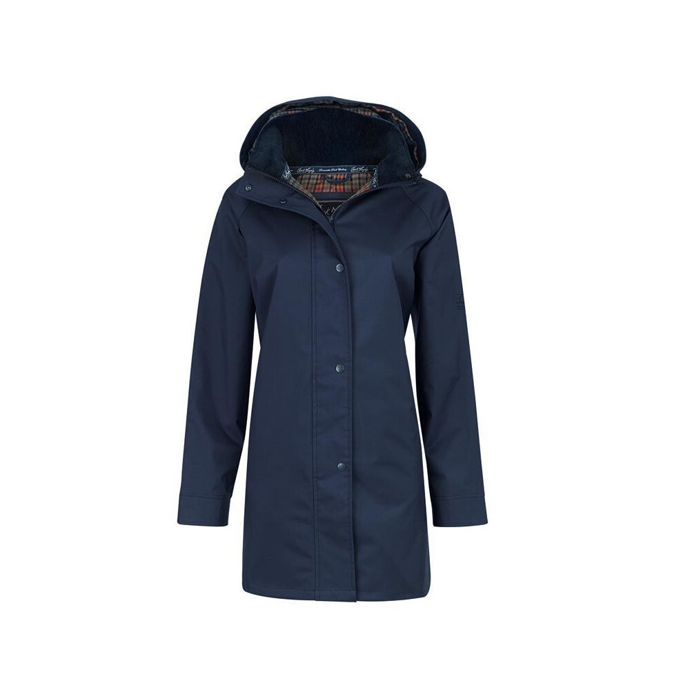 Jack Murphy Oxford Coat - Navy