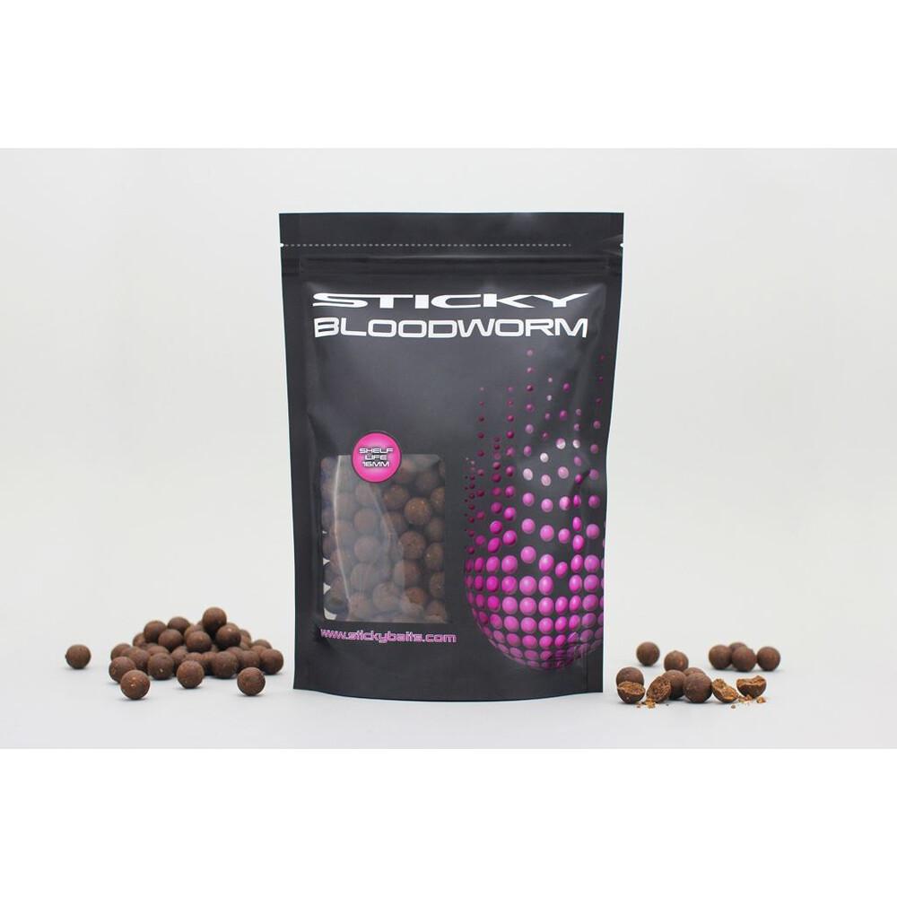 Sticky Baits Bloodworm Shelf Life Boilies - 1kg
