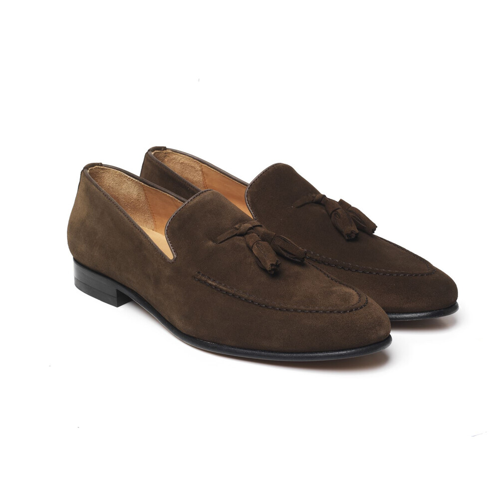 Fairfax & Favor Bedingfeld Loafer - Chocolate