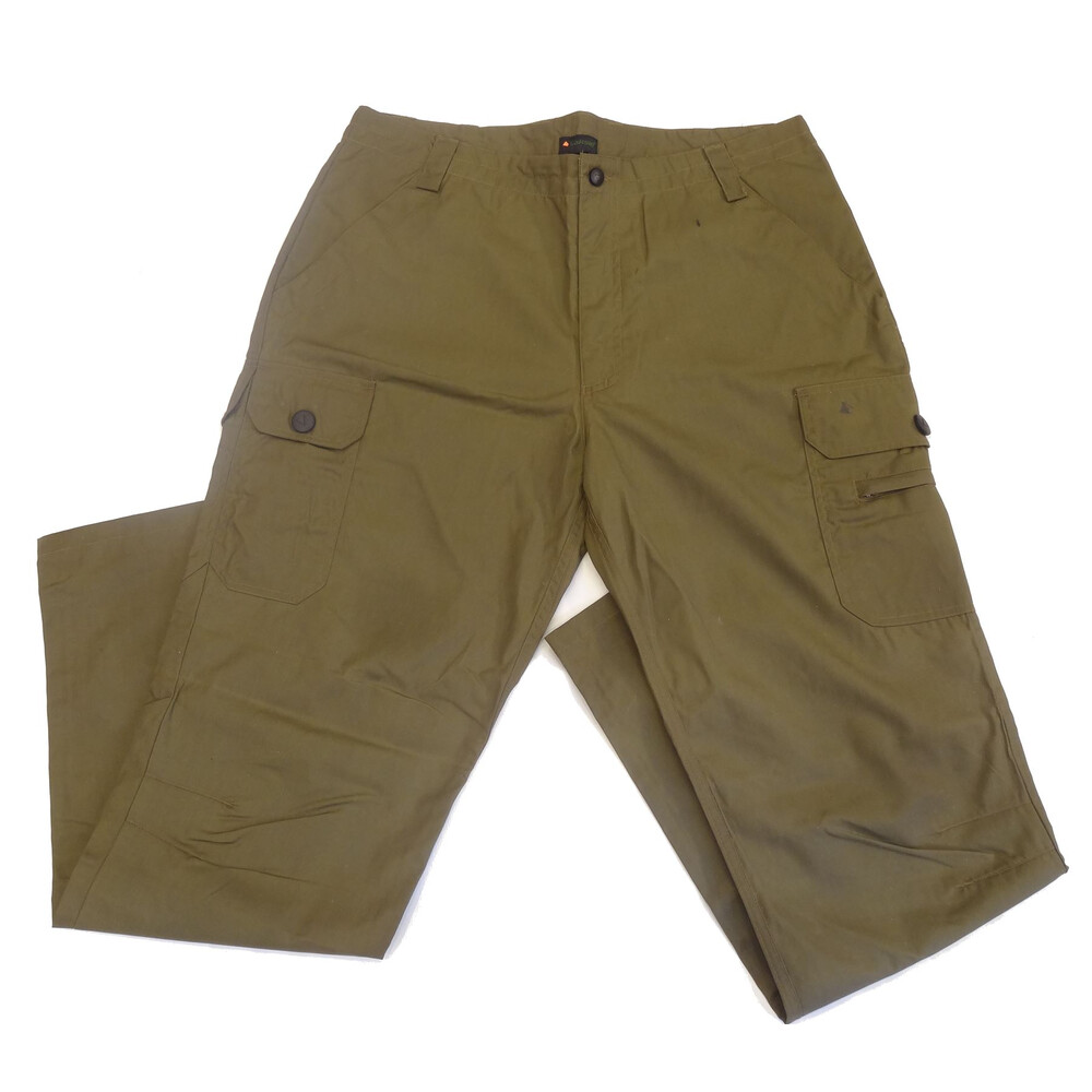 "Laksen Sanco Trousers - Sand - 37"" Waist"