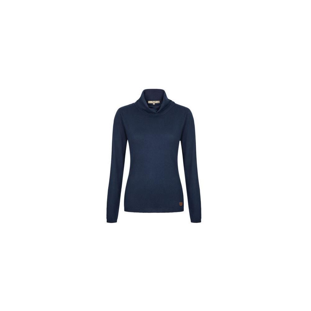Dubarry Dubarry Redmond Roll Neck Sweater - Navy