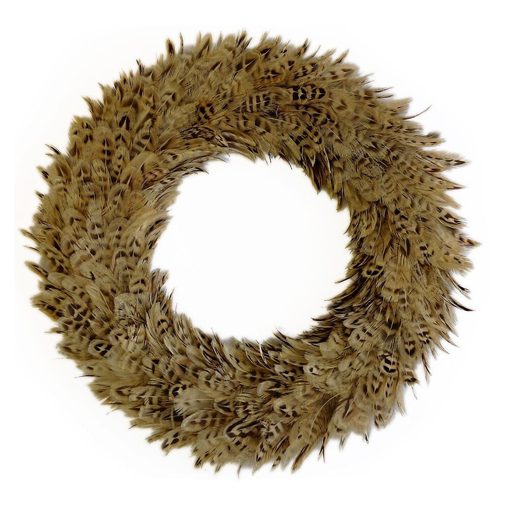 Wingfield Digby Wingfield Digby Wreath - Hen Pheasant Feather