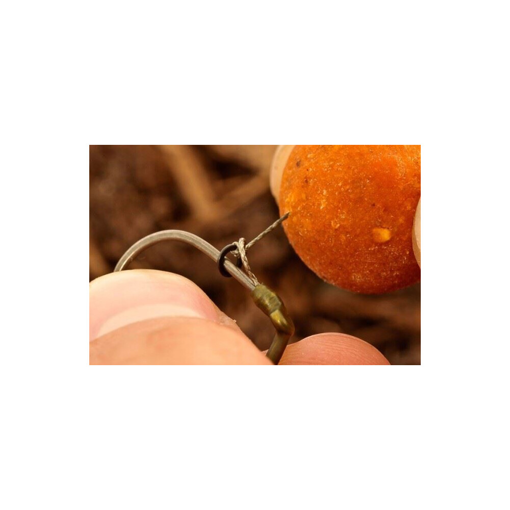 Korda DF Ready Tied Rigs - Barbed Unknown