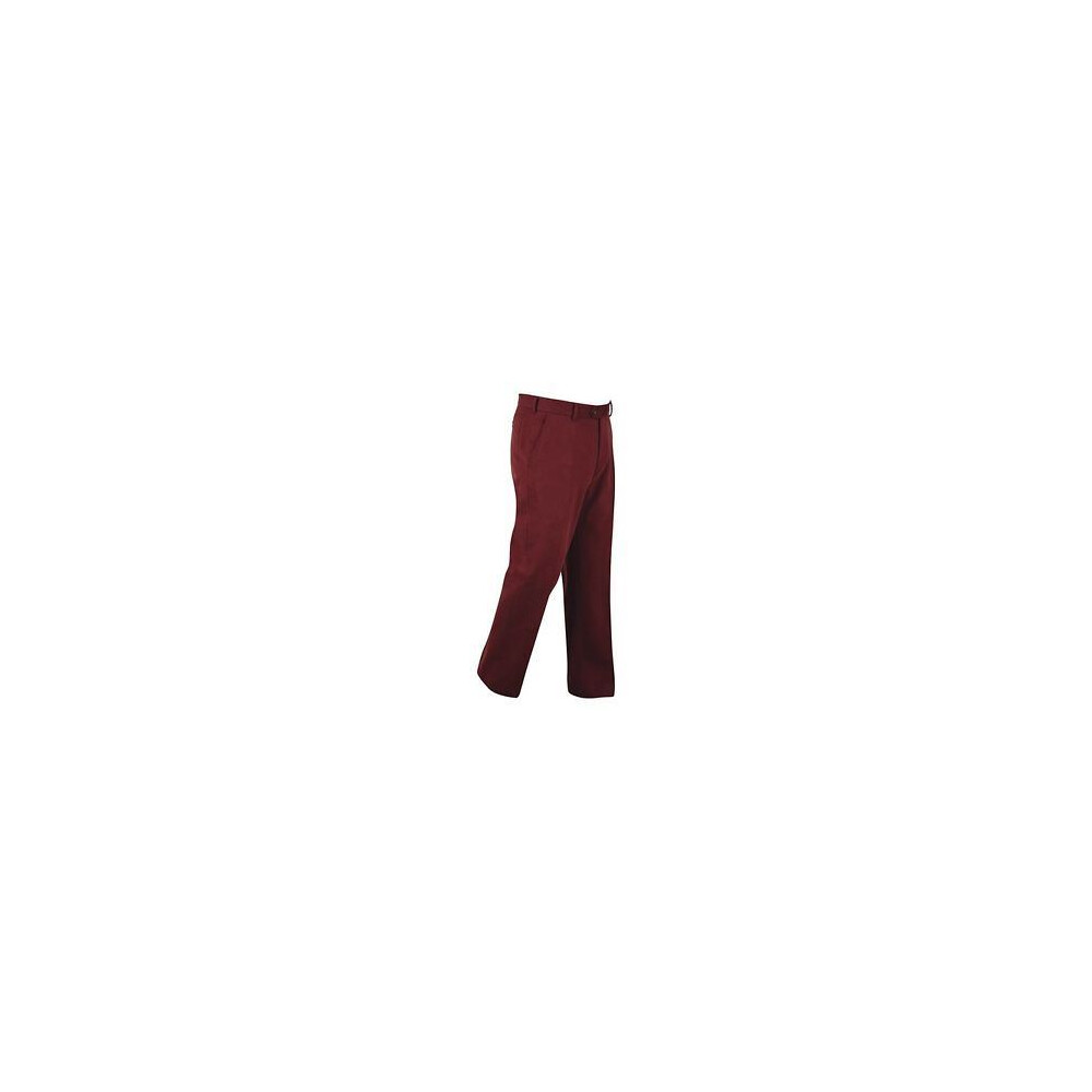 Alan Paine Alan Paine Corduroy Trousers - Wine