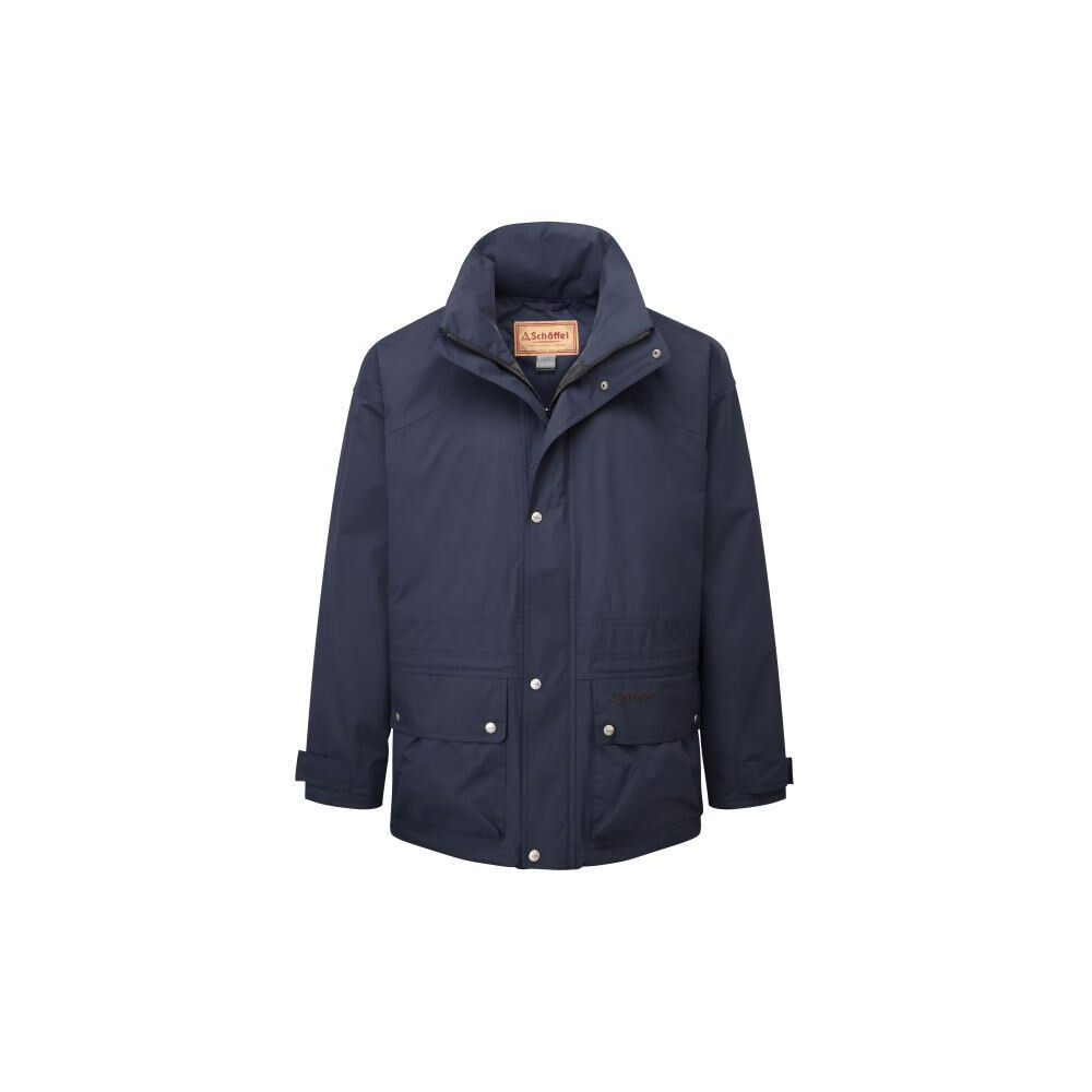 Schoffel Ketton Jacket - Navy Navy