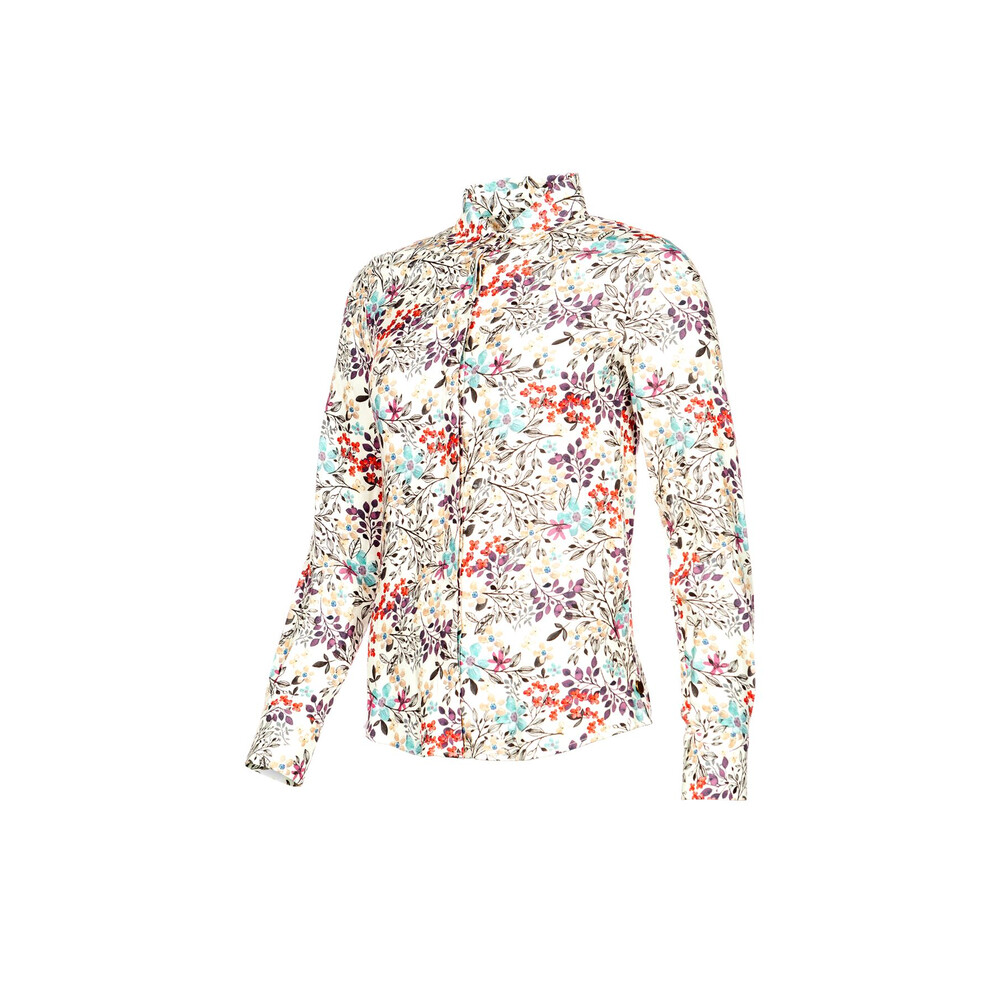Baleno Baleno Bloomfield Ladies Shirt - Flower Print