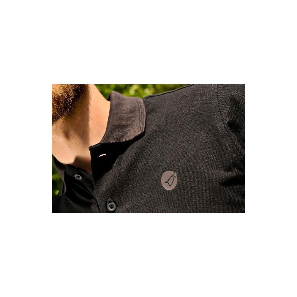 Korda Polo Shirt Black