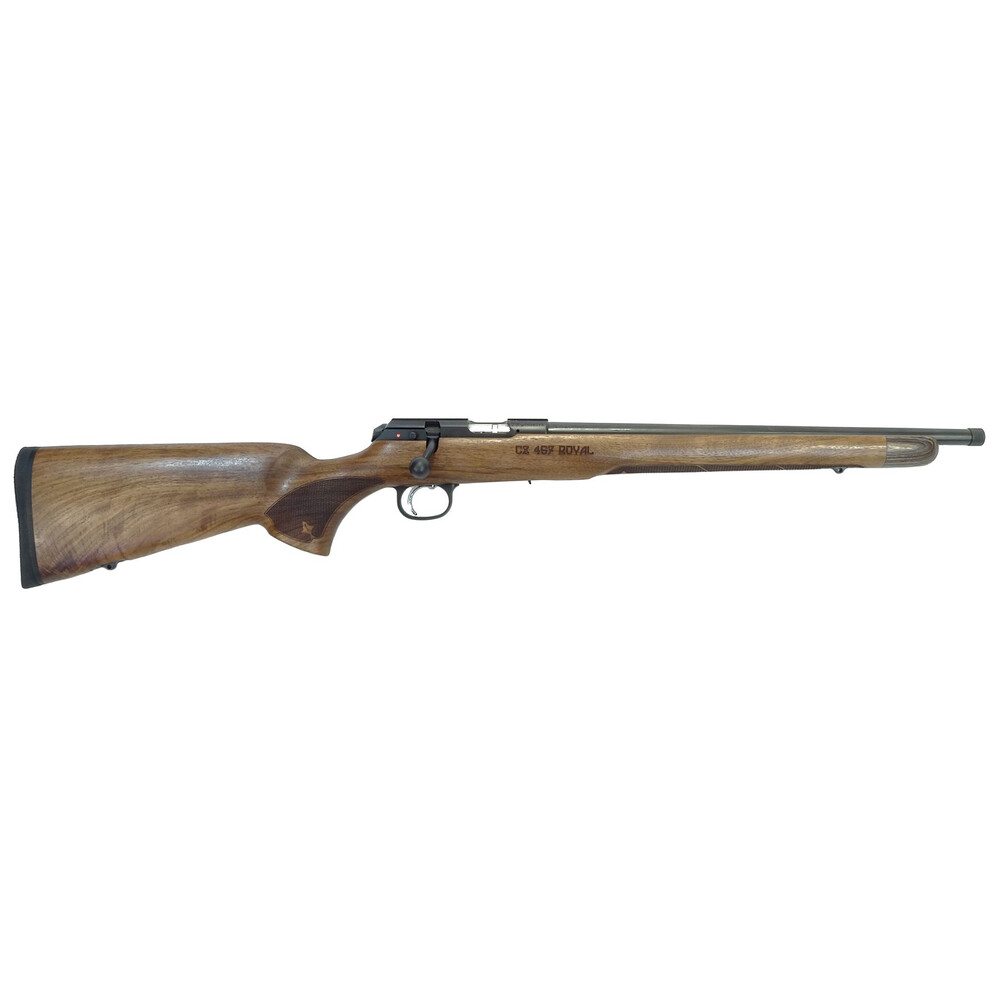 CZ 457 Royal  Rifle
