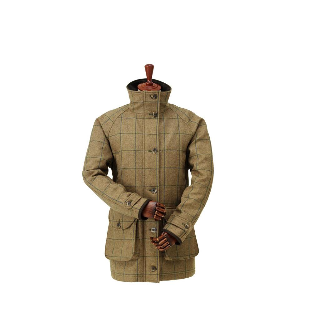 Laksen Coat Eden Tweed