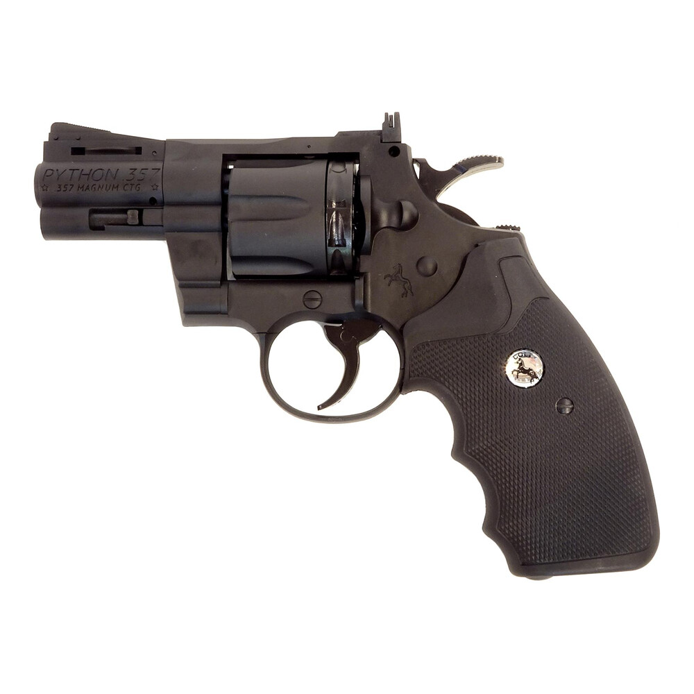 Umarex Colt Python .357 Magnum CTG CO2 Air Pistol2.5