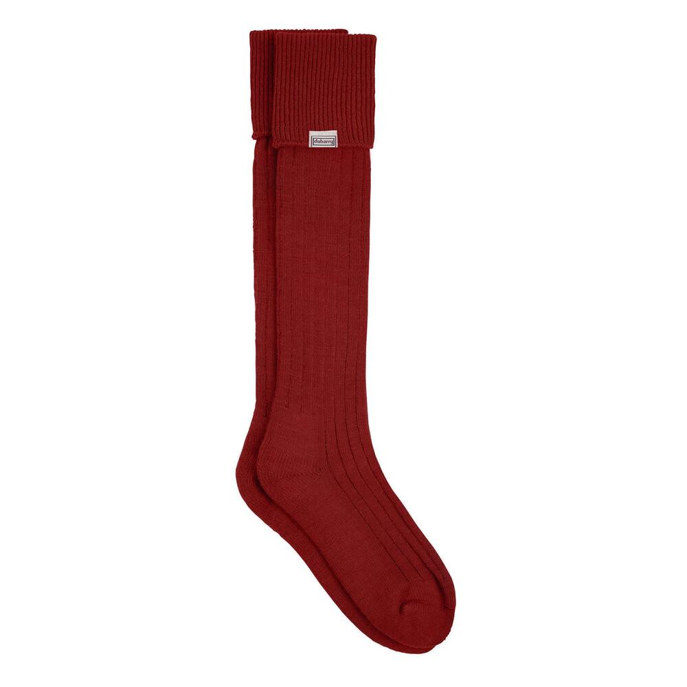 Dubarry Dubarry Alpaca Socks - Cardinal