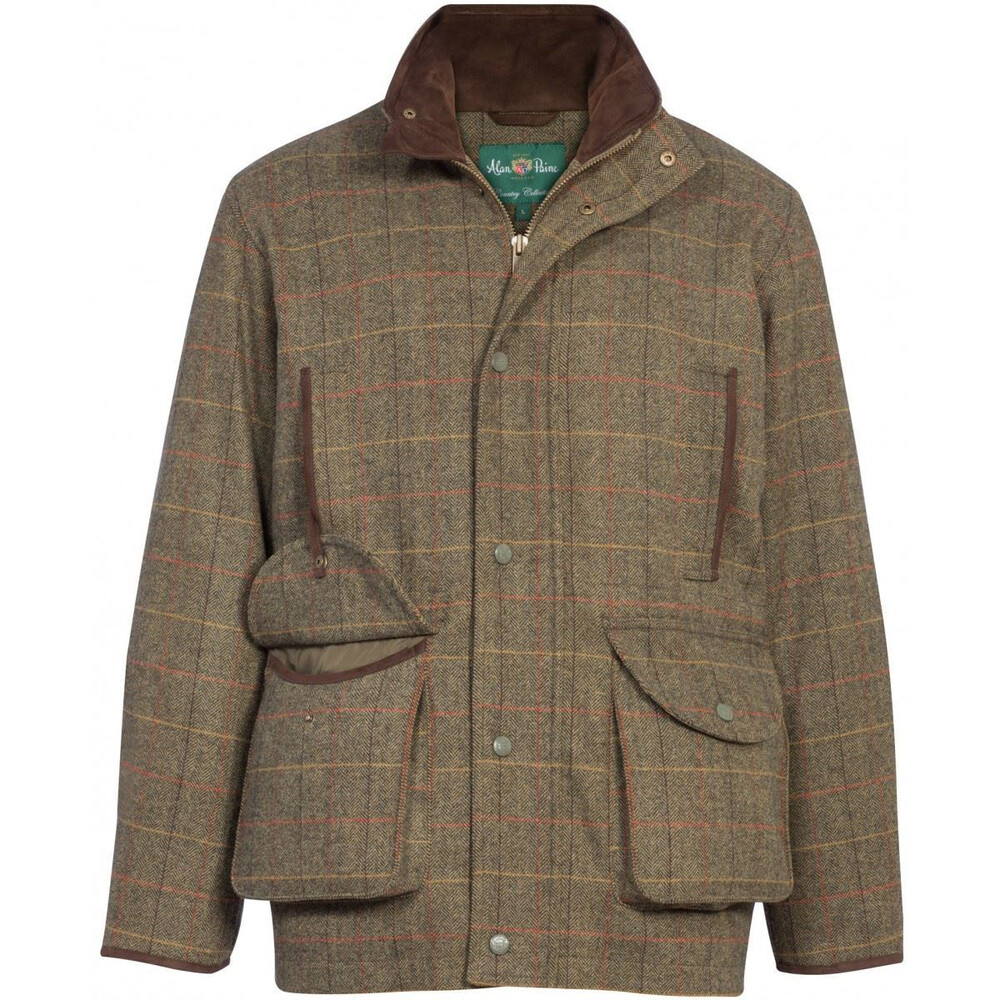 Alan Paine Combrook Field Coat