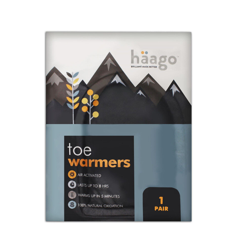 Haago Toe Warmers Unknown