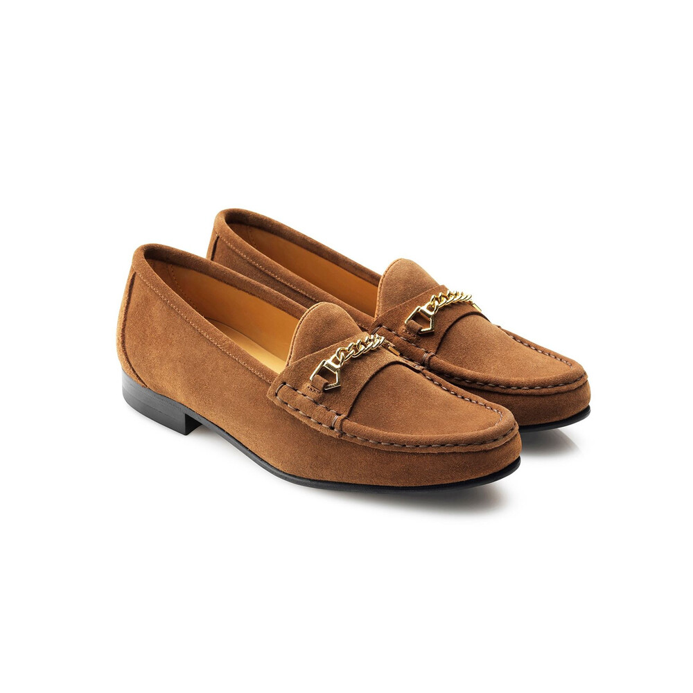 Fairfax & Favor Fairfax & Favor Apsley Loafer - Tan