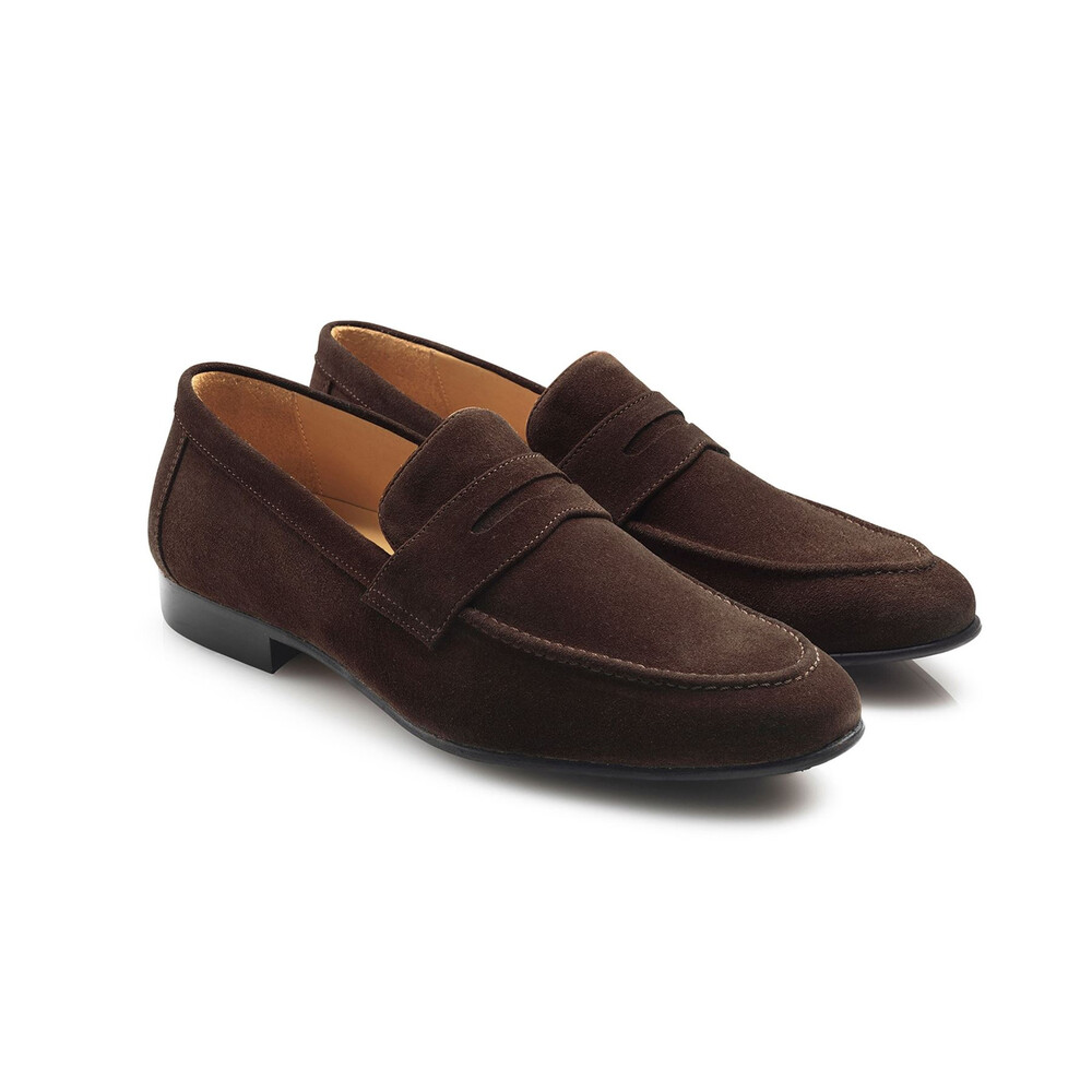 Fairfax & Favor Fairfax & Favor Balmoral Loafer - Chocolate