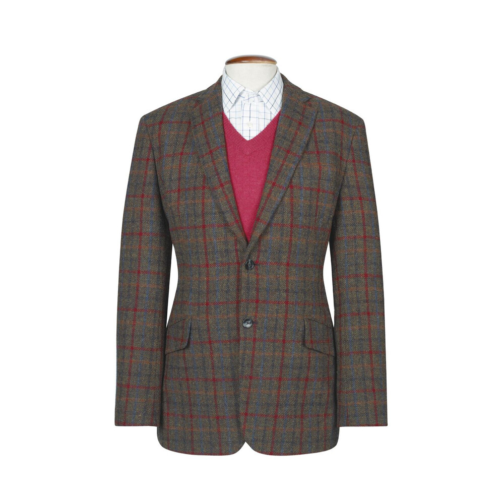 Harris Tweed Jacket - AngusRegular