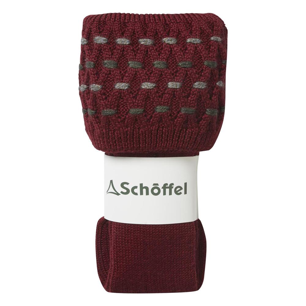 Schoffel Schoffel Stitch II Sock - Claret