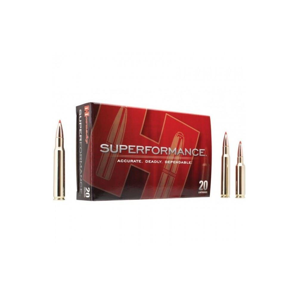 Hornady 6.5x55 Ammunition - 140gr Superformance SST Unknown