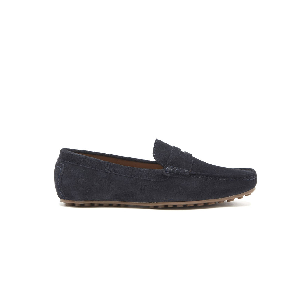 Chatham Parker Driving Moccasin Navy