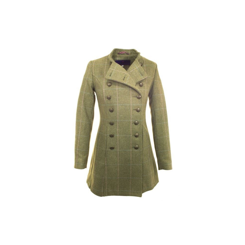 Beaver of Bolton Pirate Jacket Pink Tweed