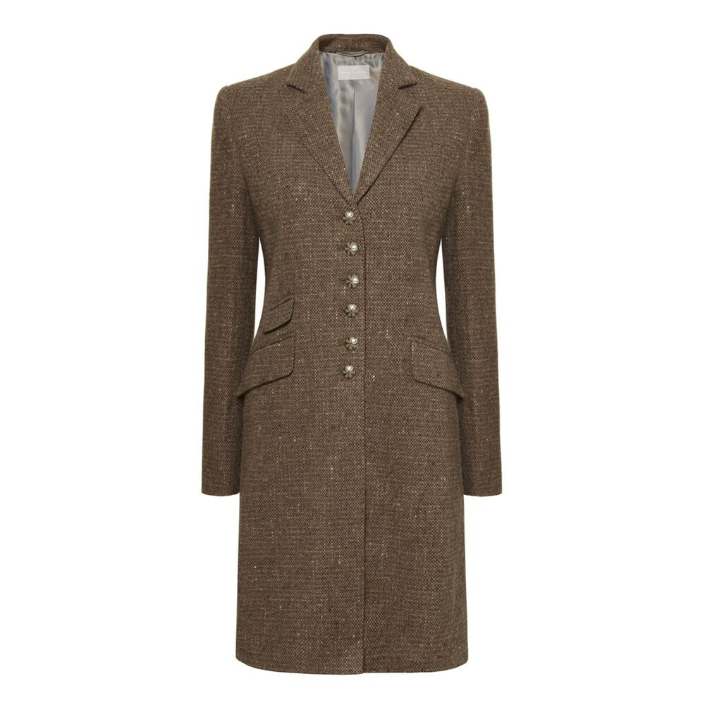 Anna Lascata Catherine Jacket Worsted Twist