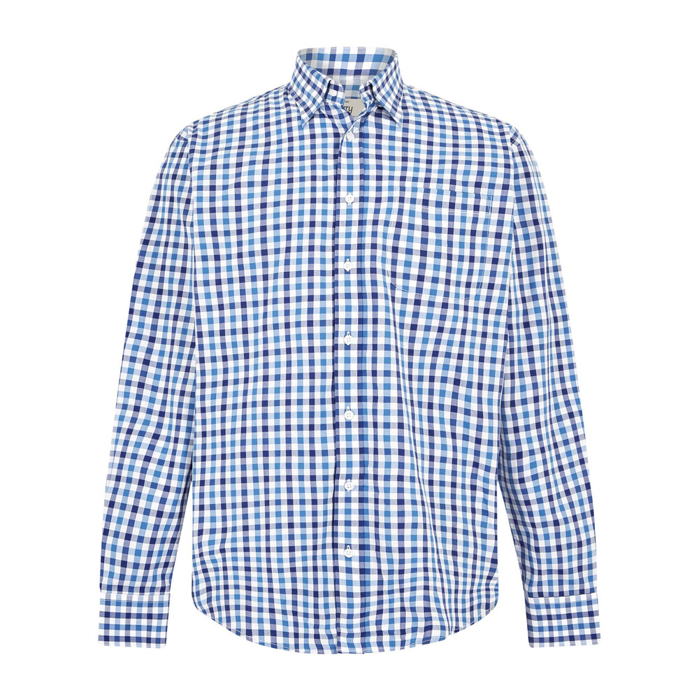 Dubarry Dubarry Coachford Men's Shirt - Royal
