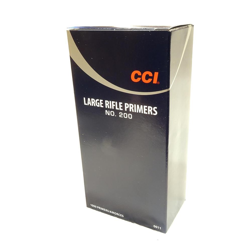 CCI Primers - #200 Standard  - x1000