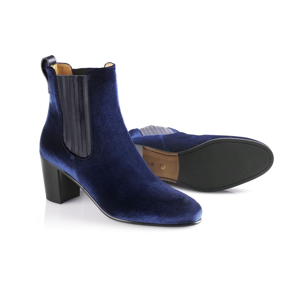 Fairfax & Favor Electra Boot Royal Blue