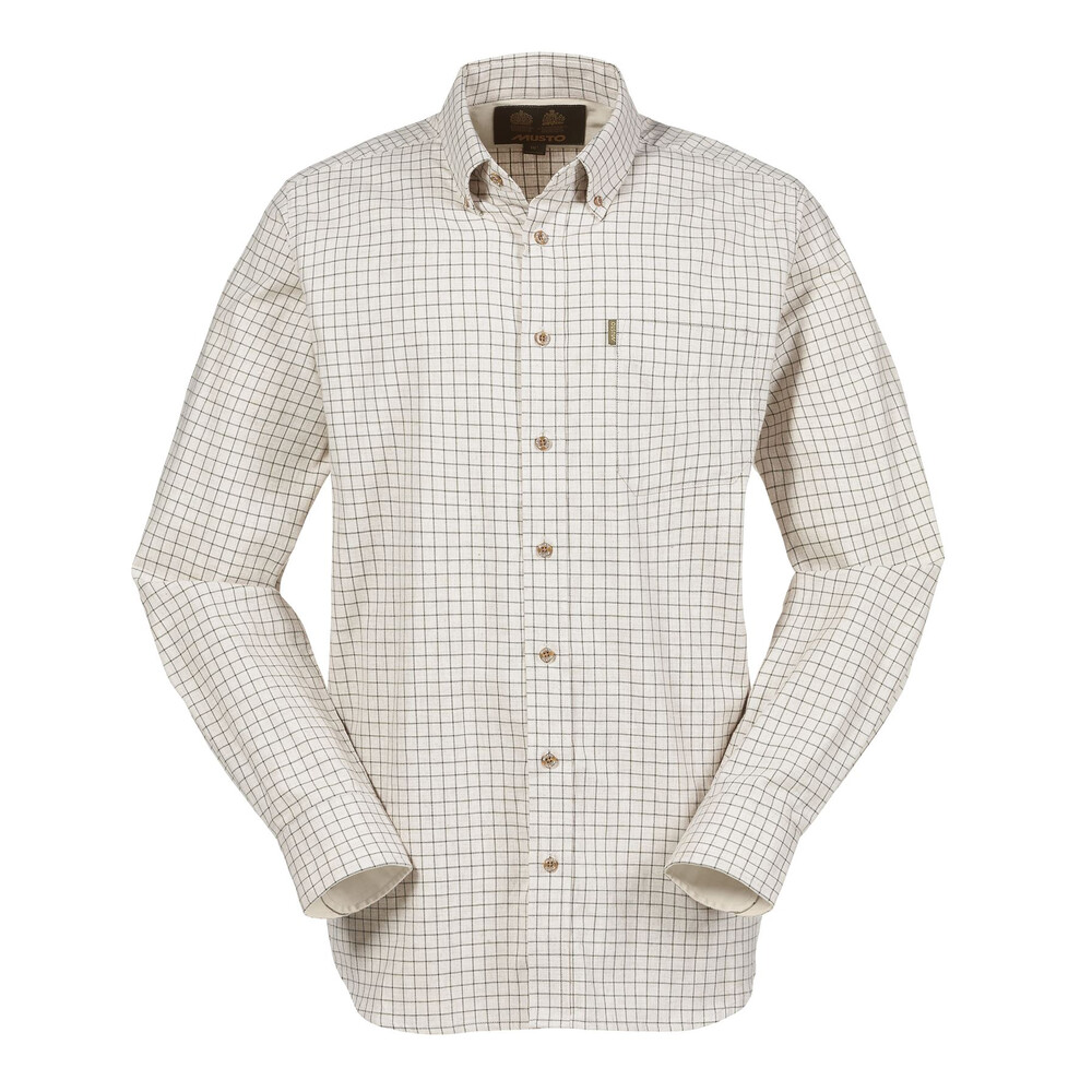 Musto Classic Button Down Shirt Grove