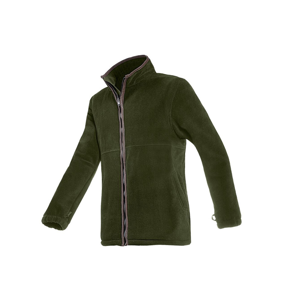 Baleno Henry Fleece Jacket Green