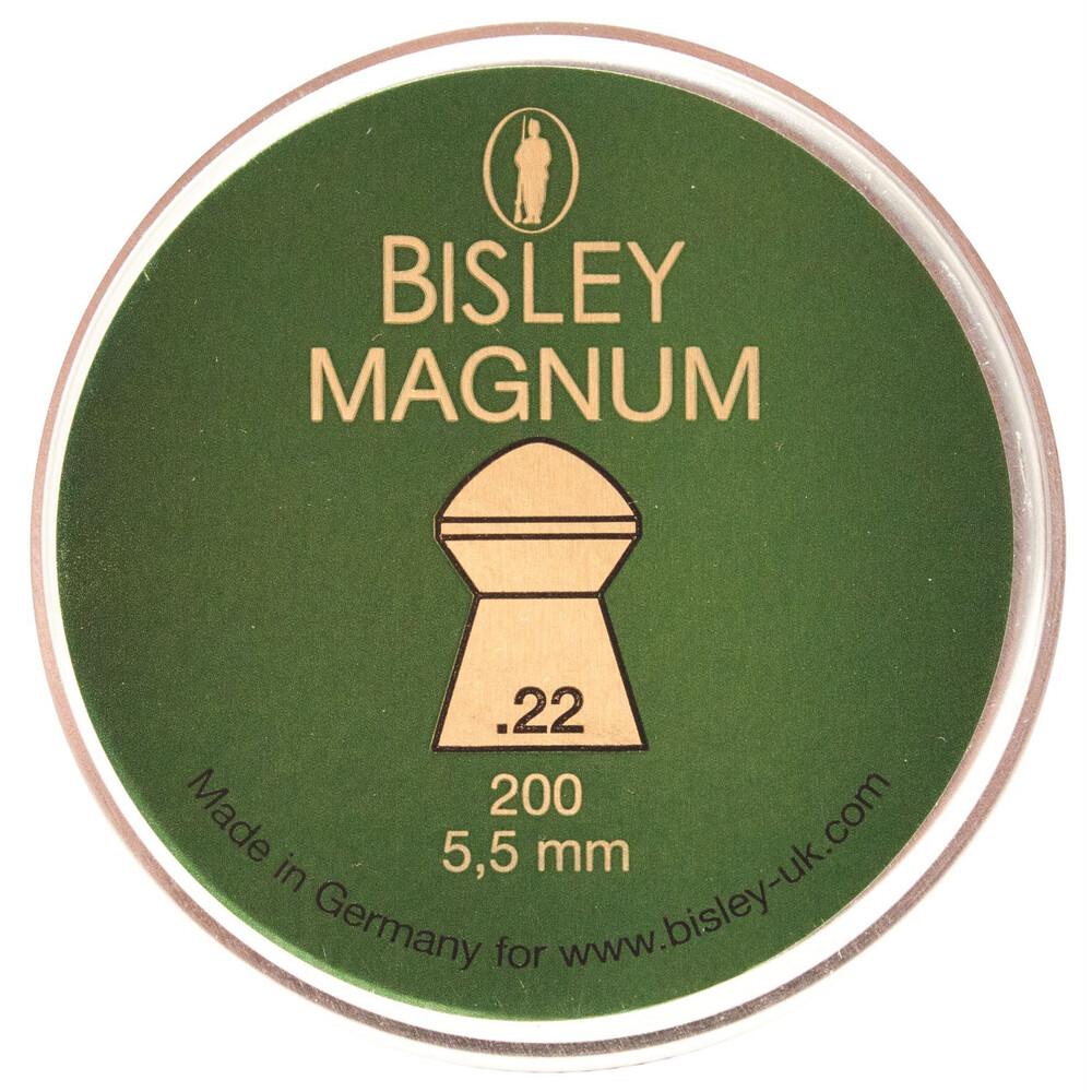 Bisley Magnum Pellets Unknown