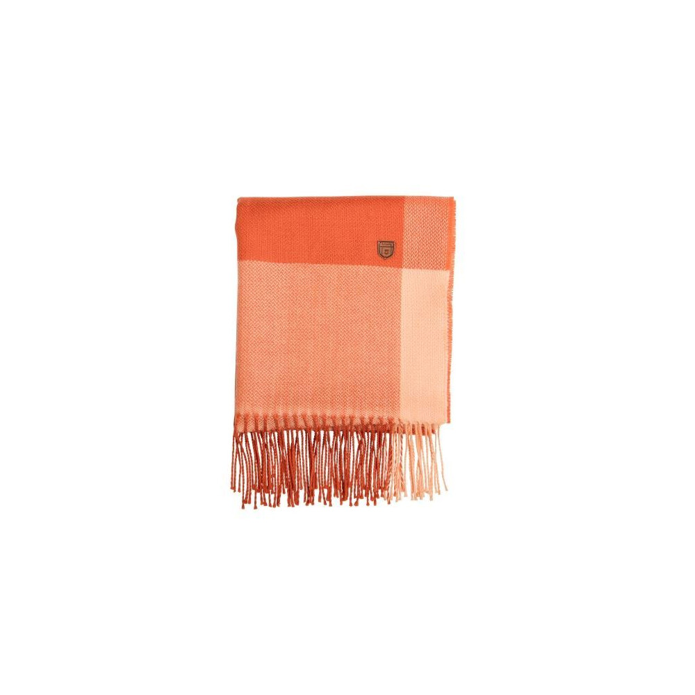 Dubarry Fassaroe Wrap - Terracotta Multi