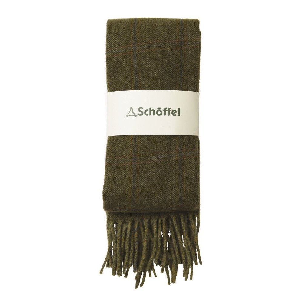 Schoffel Schoffel House Tweed Scarf